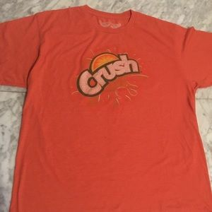Crush T-Shirt 1980's vintage tee eighties SHIRT